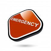 sinal de emergência moderna