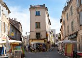 Tourist Shops Of Arles