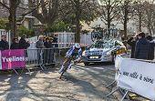 The Cyclist De Gendt Thomas- Paris Nice 2013 Prologue In Houilles
