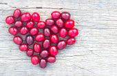 Heart With Cornelian Cherry