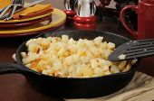 Southern Style Hash Brown Potatoes