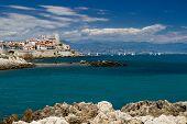 Cityscape Of Antibes