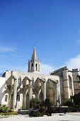 Protestant church of Saint Martial in Avignon, France