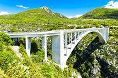 Pont de l''Artuby, Verdon Gorge, Provence, France