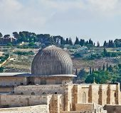 picture of aqsa  - The ancient walls of Jerusalem - JPG