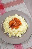 Indian butter chicken, chicken makhani