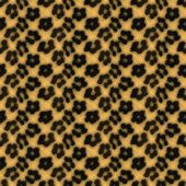 picture of ocelot  - A leopard print texture that tiles seamlessly as a pattern in any direction - JPG