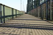Hohenzollern Bridge Cologne