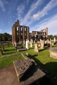 Elgin Cathedral Church 4