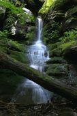 Bushnellsville Creek Falls