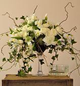 Martini Glass Bouquet