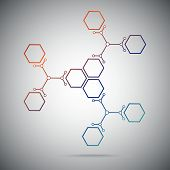 Three Ternary Compounds. Gradient