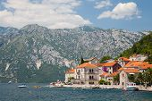 Old Perast Town, Bay Of Kotor, Montenegro