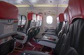 Inside Airasia Aeroplane