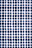 Blue Gingham Cloth