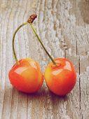 Sweet Maraschino Cherries