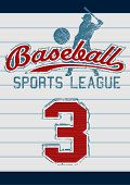 Baseball Sports League