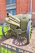 Soviet 122 Mm Field Howitzer M1909/37