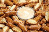 Sourdough Nuggets Pretzels