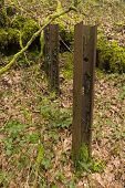 World War Two Anti-tank Rails, Rare