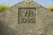 Vr Victoria Rex 1892