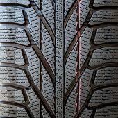 Car Tire Tread