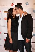 LOS ANGELES - JUL 30:  Zoe Quist, Daniel Ponickly at the