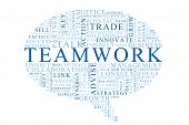 Teamwork Thought Bubble
