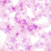 background decorated stars