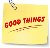 Vector Good Things Message
