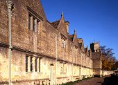 Almshouses, Chipping Campden.