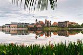 Putrajaya lakeside