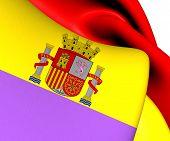 Flag Of Second Spanish Republic