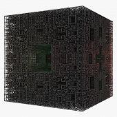 cross pattée cube