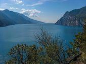 Lake Garda Is The Largest Lake Italy