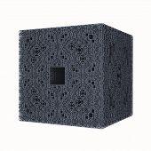 solid recursive cube