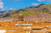 Cusco, Peru, general view