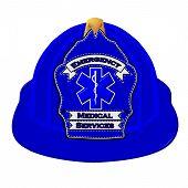 Emergency Medical Technician Helmet