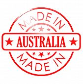 Made In Australia Red Seal