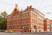 Doctor Assistants School (1885) In Saint Petersburg