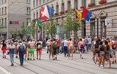 Zurich Street Parade Participants