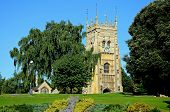 Evesham Abbey Tower.