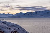 Barentsburg - Russian Village On Spitsbergen