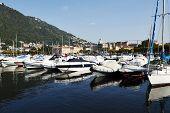 Landscapes Como Italy