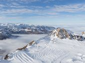 Glacier Kitssteynhorn