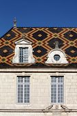 Hospices de Beaune in Burgundy