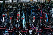 Bicycle Storage Lot