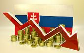 currency collapse - Slovak economy
