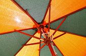 Relax Under Sunshade