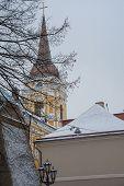 Church in old Riga